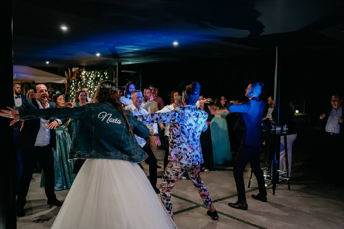Celebracion boda Discotecas Moviles - David de Benito