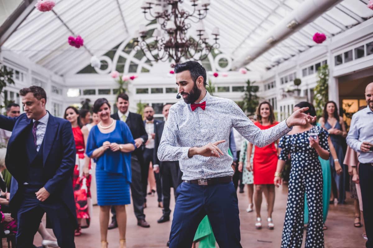 Coreografias y bailes en boda - Master Discotecas Moviles - Punctum Fotografia